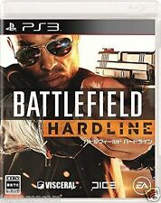 Used PS3 BattleField Hard Line PLAYSTATION 3 SONY JAPAN JAPANESE IMPORT