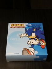 Loot Crate Exclusive Sonic the Hedgehog Sonic and Rings Adult Collectible Figure