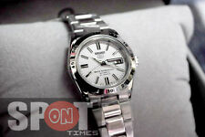 Seiko 5 White Dial Automatic Ladies Watch SYMG35J1