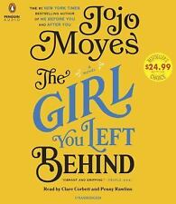 The Girl You Left Behind : A Novel by Jojo Moyes (2016, CD, Unabridged)