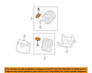 GM OEM Fuse Relay-Circuit Breaker 19116527
