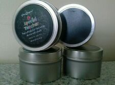 Time & Again by GANZ **CHALK BOARD** Scented CANDLE tin -personalize it