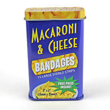 MACARONI and CHEESE Bandage Tin | Accoutrements | Tin Only | Vintage 2011