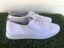 Women's Cole Haan 2.Zerogrand Sticthlite Wingtip Shoes Size 10.5