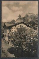 44457) Echt Foto AK Heilstätte Schweizermühle Kr. Pirna 1962