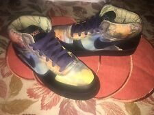 Nike Sample 6.0 Buzz Aldrin Rocket Hero Mavrk Mid 2 Moon Landing / Galaxy
