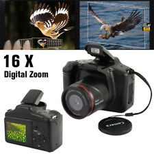 SLR Digitalkamera 1080P Spiegelreflexkamera 16X Zoom HD TFT Display Kamera DVR.