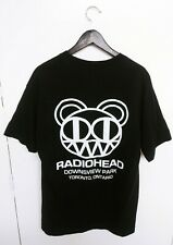 Vtg 2012 Radiohead Downsview Park Toronto Cancelled Concert T-Shirt Size (L)