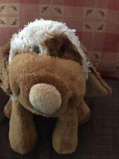 GANZ Webkinz Choco Cheeky Dog HM694 Brown Puppy Plush Stuffed Animal Toy NO CODE