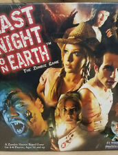 Last Night On Earth: The Zombie Game - Board Game Flying Frog Games New NIB!