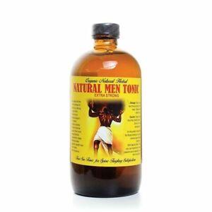 Organic Natural Men Tonic - 16oz