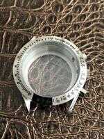 Keramiklünette Uhrengehäuse für ETA Valjoux 7750 Chronograph Swiss Made Werk
