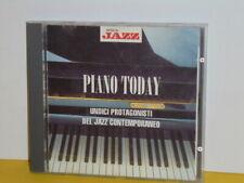 CD - PIANO TODAY - KENNY BARRON, CEDAR WALTON, JOHN HICKS...