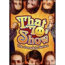 That 70's Show Complete Series Season 1-8 (1 2 3 4 5 6 7 8) NEW 24-DISC DVD SET