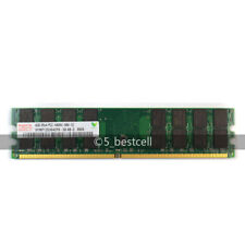 NEW Hynix 4GB DDR2 PC2-6400 DDR2-800MHz 240PIN PC6400 Fit AMD Motherboard memory
