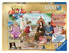 WHAT IF? THE PORTRAIT 1000 PIECE RAVENSBURGER JIGSAW PUZZLE