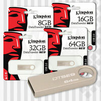 Kingston Data Traveler SE9 8GB 16GB 32GB 64GB DTSE9H USB 2.0 Flash Pen Drive