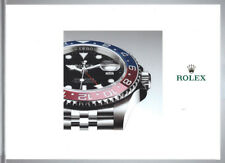 ROLEX Men's & Women's Luxury Watch Timepiece CATALOG 2018-2019 Collection