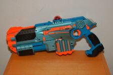 Tiger Phoenix LTX Lazer Tag Guns w/ Shot Blast Blue