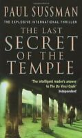 The Last Secret Of The Temple By Paul Sussman. 9780553814057