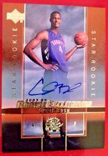 2003-04 Upper Deck Rookie Exclusives Autographs #A4 Chris Bosh Toronto Raptors