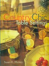 Country Chic Table Rhinestones Mickey Susan E. Ley Publishing 2003