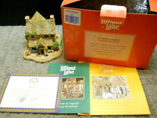 Lilliput Lane Bo-Peep Tea Rooms English Tea Rooms Collection 1995 Nib Deeds #800