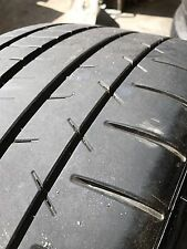 Michelin Pilot Super Sport 4 Tires Only 500 Miles. 275 30 19 245 35 19