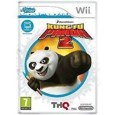 JUEGO WII Kung Fu Panda 2 Udraw erforderlich NUEVO