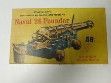 Palmer's Model Kits Naval 24 Pounder Model Kit #3C-59
