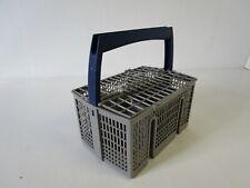 New listing Siemens Dishwasher Cutlery Basket, Grey & Blue 00668270 668270 11018806 Asmn