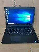 Dell Precision 3520 Core i7 7820HQ 32GB RAM 512GB SSD Nvidia M620 15.6'' Laptop