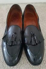 Walk Over mens split toe apron tassel loafers 11.5C