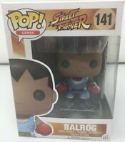 Funko - POP Games: Street Fighter - Balrog Vinyl Action Figure New In Box