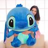 Cheap Soft Giant Size Disney Blue Lilo stitch stuffed animal Kid's Toy doll 50CM