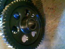 Massey Ferguson Super 90 Diesel Tractor rearend main bowl bull drive gear gears