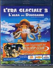 L'ERA GLACIALE 3 L'ALBA DEI DINOSAURI BLUE RAY SEALED