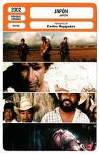 FICHE CINEMA : JAPON - Ferretis,Flores,Reygadas 2002 Japan