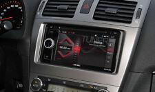 Para Toyota Avensis 3 t27 táctil auto radio DAB + USB Android app Bluetooth CD DVD