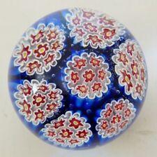 Murano Paperweight Hand Blown Italian Art Glass