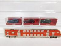 CG466-0,5# 3x Herpa H0/1:87 Modell BMW Z3 Coupe: 032469 + 022460, NEUW+OVP