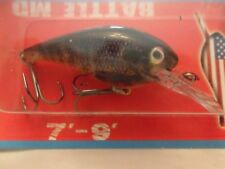 """Bay Rat Lures Battle Rattln Crank Bait Blue Gill  2 1/2"""" New In Package B22"""