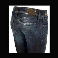 NEW DIESEL MATIC 008W8 JEANS JEANS W29 L34 uk 10 Slim Taper leg womens ladies