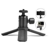 SmallX Mini Vlog Tripod with 1/4 Thread Ballhead for Smartphone DSLR Camera