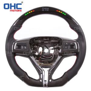 LED Steering Wheel for Maserati Ghibli Levante Quattroporte Gran Turismo Cabrio