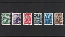 AUSTRIA 1933 - Katholikentag (Catholic Congress). Full Set (6). MNH /VF. CV $360