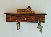 wall mounted key hanger 5 hook