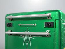 Pair Aluminum Handle Tool Bar for Tamiya 1/14 RC King Grand Knight Hauler Truck