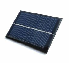 6Volt 100mA Solar Panel Cell for Engineering Project use Made In India Panel