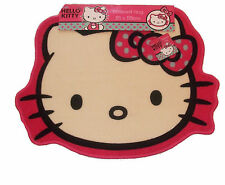 Hello Kitty Shaped Ink Pink Rug / Mat
